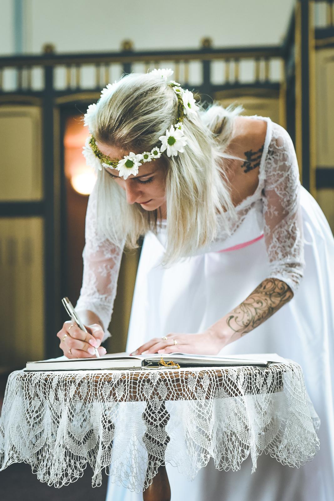 cirkevni svatba