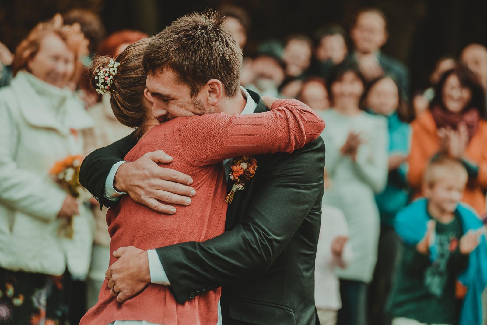 Svatba v horách
