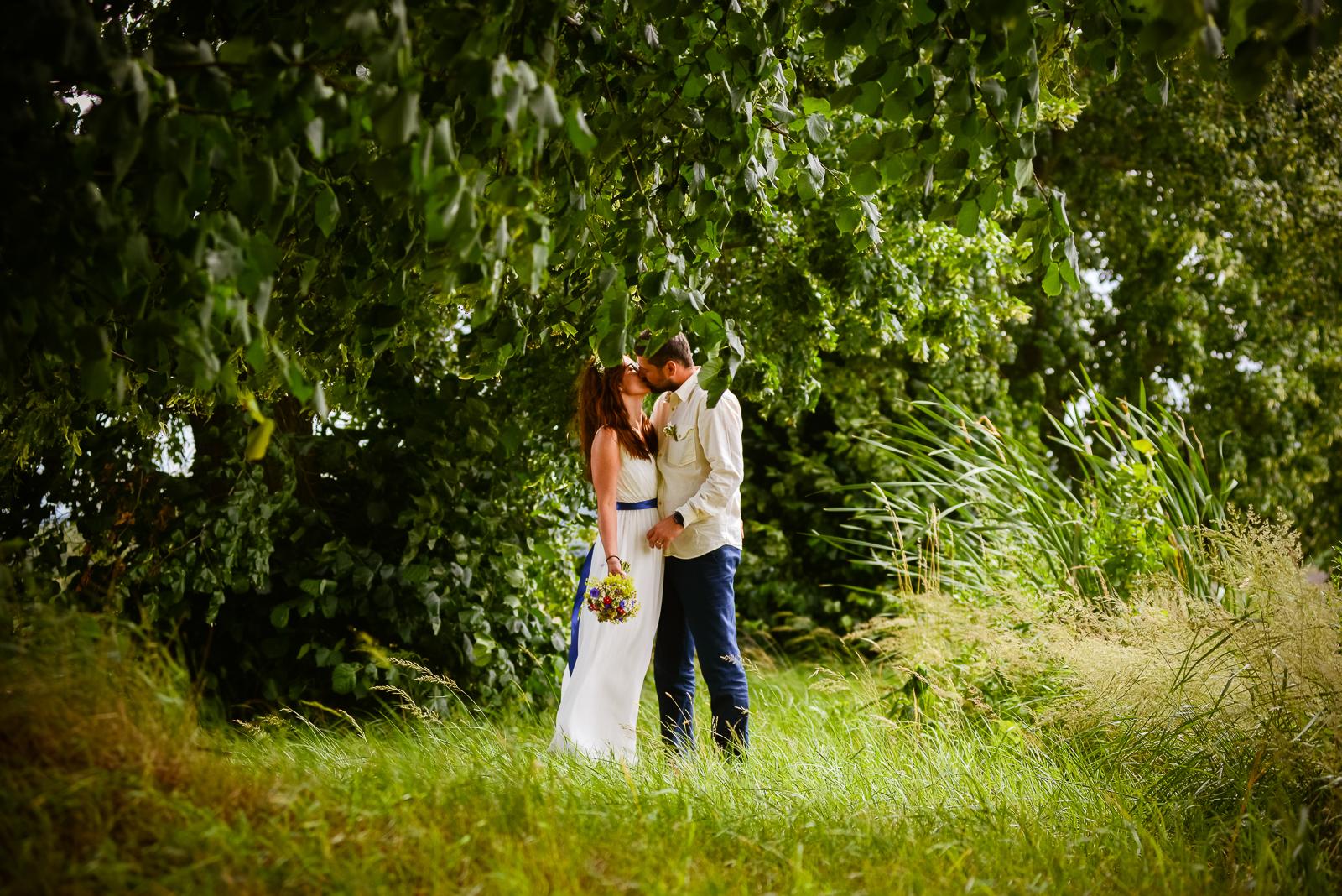 svatba u rybnika